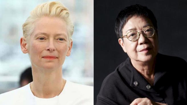 Tilda Swinton y la directora Ann Hui recibirán el premio honorífico en el próximo Festival de Venecia