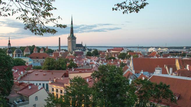 Tallín, la capital de Estonia, fue declarada Patrimonio de la Humanidad por la Unesco.