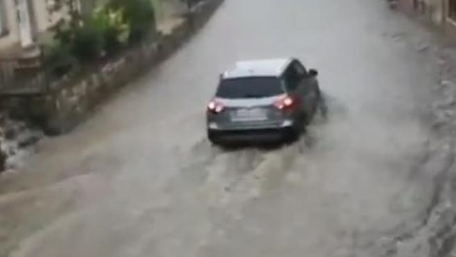 Captura del vídeo difundido por el Ayuntamiento.