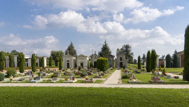 Imagen de recurso de un cementerio.