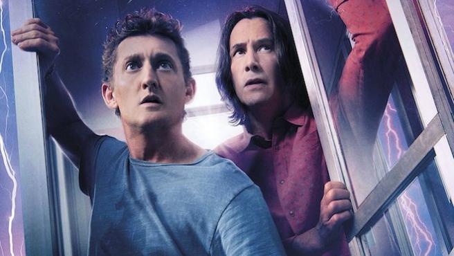 'Bill & Ted Face the Music' se estrenará a la vez en cines y VOD (y lanza nuevo tráiler)