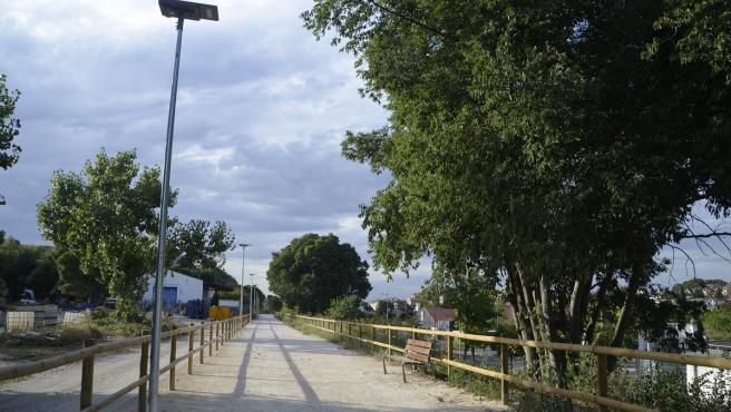 Nota De Prensa. Adecuación Tramo Urbano De La Vía Verde