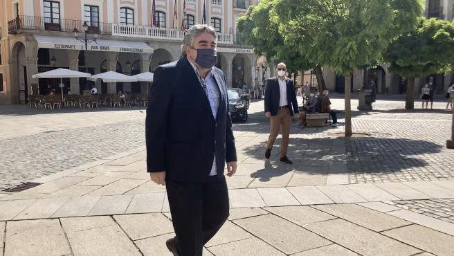 El ministro de Cultura y Deporte, José Manuel Rodríguez Uribes.