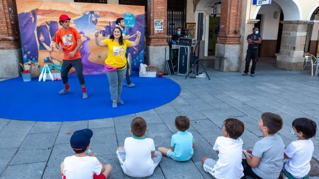 Espectáculo infantil Héroes y Heroínas del Festival de Mérida