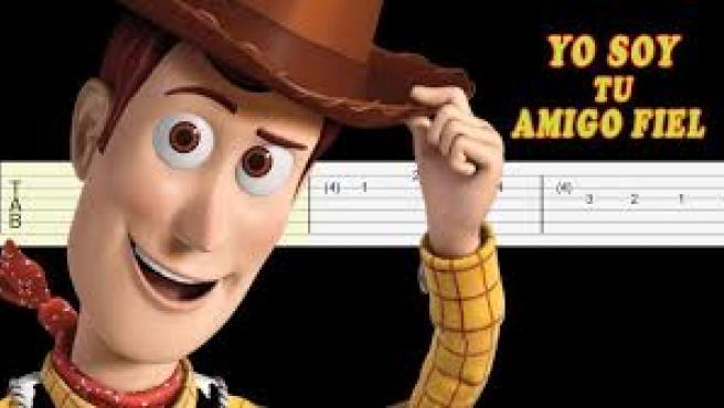 Yo soy tu amigo fiel - Toy Story