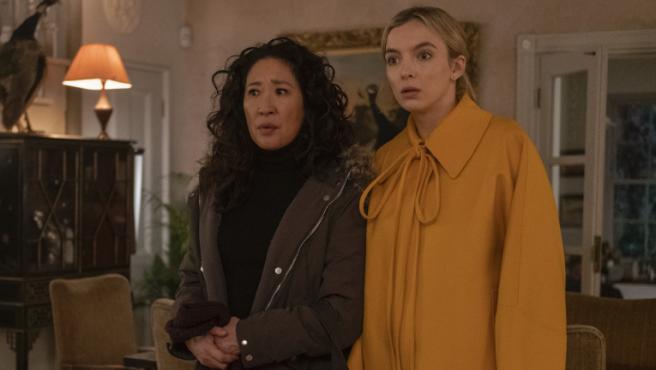 La cuarta temporada de 'Killing Eve' se retrasa indefinidamente