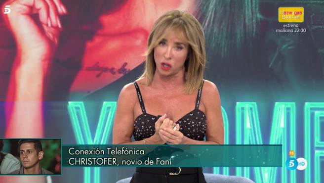 María Patiño presenta 'Sábado Deluxe' en sustitución de Jorge Javier.