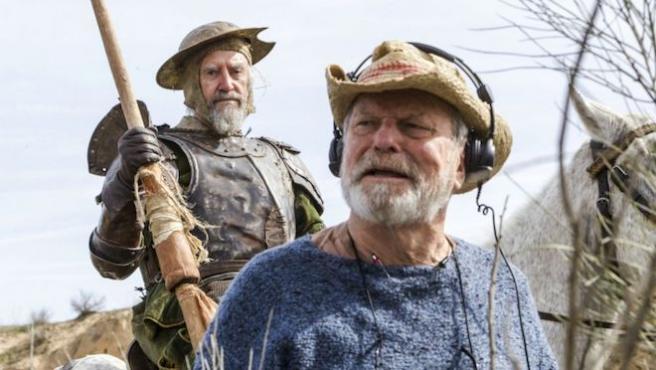 Terry Gilliam, heraldo de infortunios, iba a rodar una idea de Kubrick antes de la pandemia
