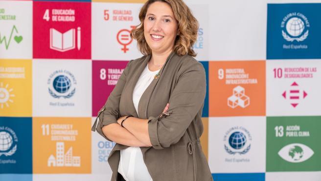 Cristina Sánchez, Directora Ejecutiva de la Red Española del Pacto Mundial