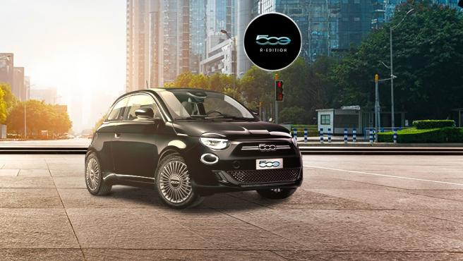 Fiat 500e Ñ Edition.