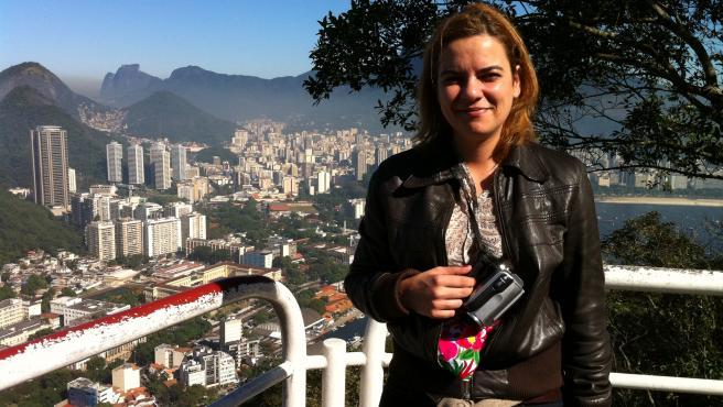 La investigadora de la Universidad de Huelva Tamara García Barrera, autora del artículo