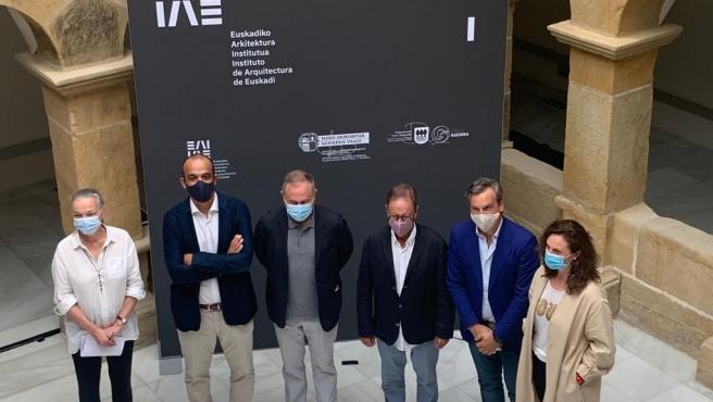 Reapertura del Instituto de Arquitectura de Euskadi.