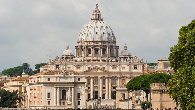 El Vaticano Foto Jebulon Wikimedia Commons