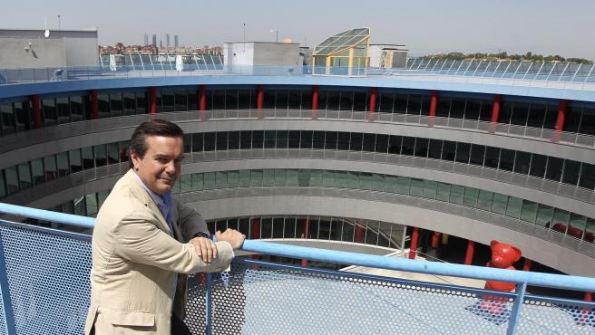 Entrevista a Eduardo López Puertas, director general de Ifema.