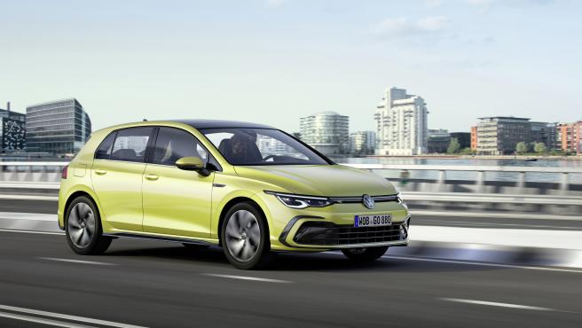 Nuevo VW R-Line.