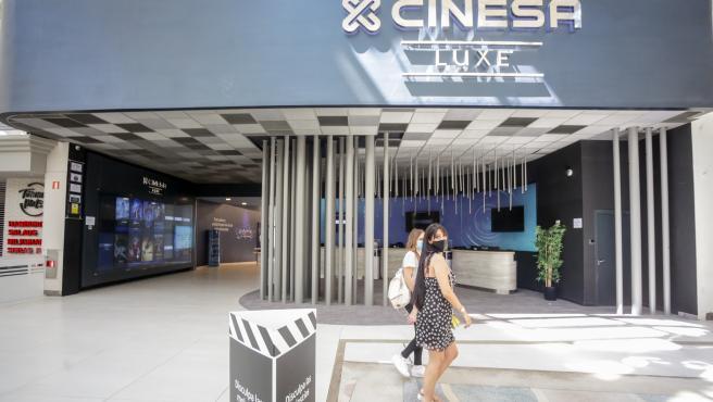 Complejo de la compañía Cinesa (Archivo)