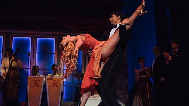 Dirty Dancing, el espectaculo - Christian Sanchez y Fanny Corral