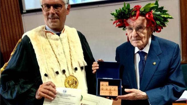 Giuseppe Paterno, el anciano licenciado.