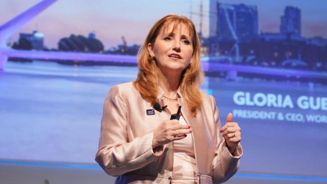 Gloria Guevara, presidenta del Consejo Mundial del Viaje y el Turismo (WTTC)