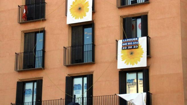 Piso en alquiler en Girona.