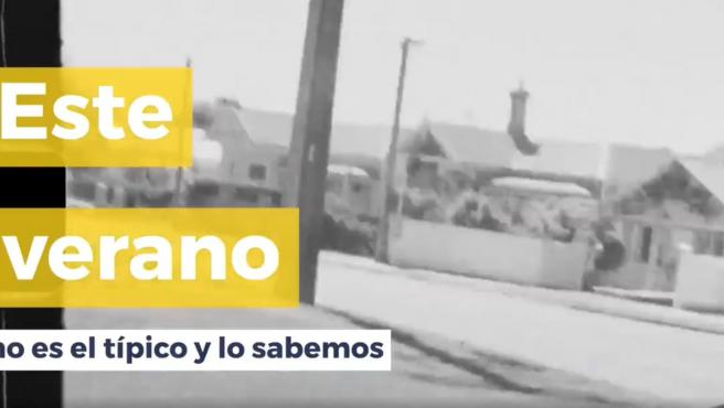 El Ministerio de Sanidad ha publicado este viernes un segundo vídeo dirigido a la población joven dentro de la campaña de concienciación frente al COVID-19 con el lema '#NoLoTiresPorLaBorda'. En su vídeo, difundido a través de redes sociales, piden a los jóvenes que respeten las recomendaciones de las autoridades sanitarias para evitar incrementar el número de brotes de COVID-19 que están proliferando por todo el territorio español.