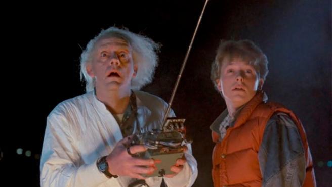 El final original de 'Regreso al futuro' acabó siendo la escena más criticada de 'Indiana Jones'