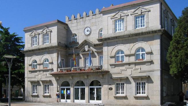 Imagen de archivo del ayuntamiento de O Grove, en Pontevedra.