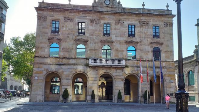 Casa Consistorial de Gijón