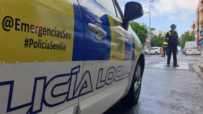 Imagen de la Policía Local de Sevilla