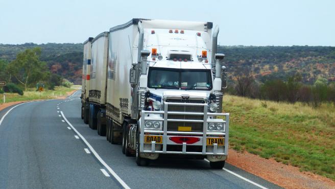 Imagen ilustrativa de un camión.