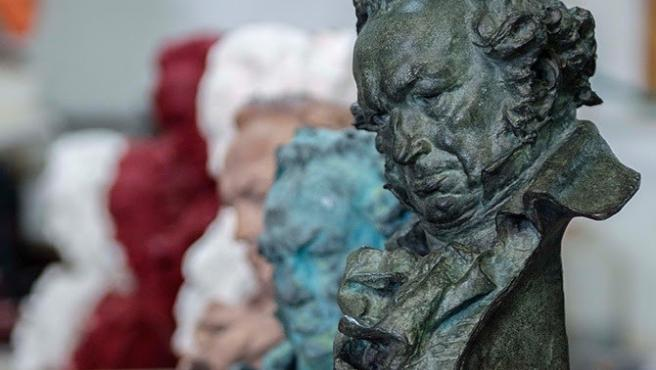 Imatge de Premis Goya