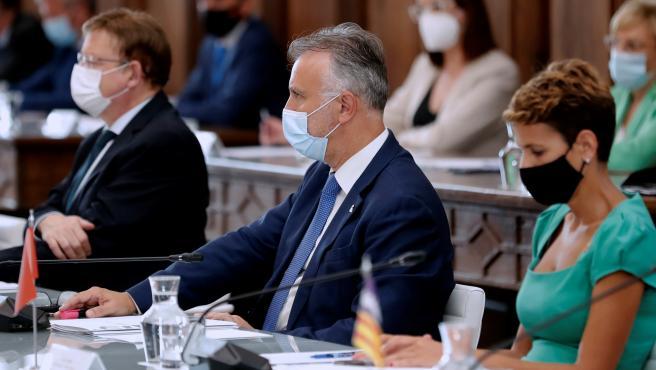 Los fondos europeos y la COVID, ejes de la Conferencia de Presidentes