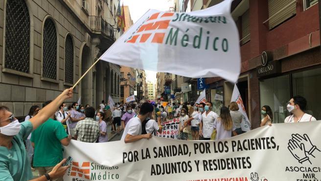 Protestes dels MIR