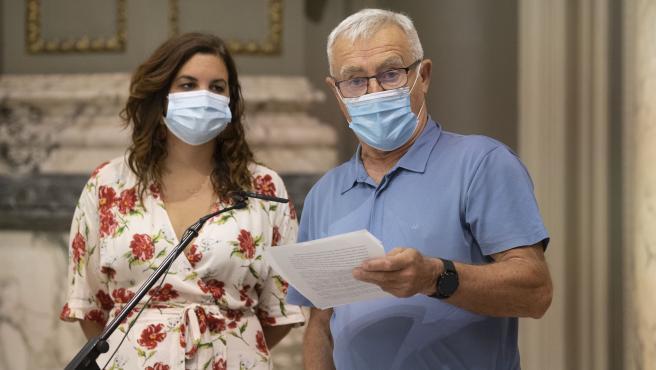 Rueda de prensa ,sobre la celebración de los premios Goya en valencia