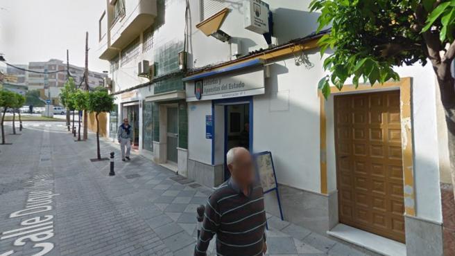 Administración de Loterías de Algeciras.
