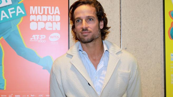 Feliciano López, director del Mutua Madrid Open
