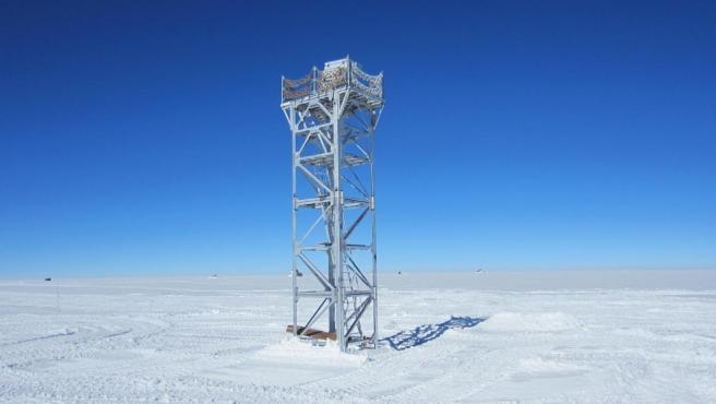 La meseta antártica podría ofrecer la vista más clara de las estrellas desde la Tierra.