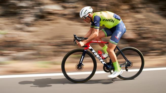 El ciclista Vincenzo Nibali