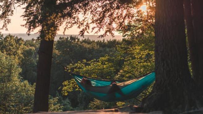Disfruta de la sensación de libertad al aire libre.