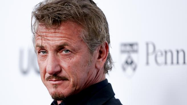 El actor Sean Penn, en 2016.