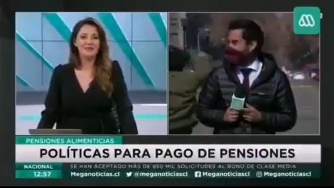 Informativo chileno Mega.