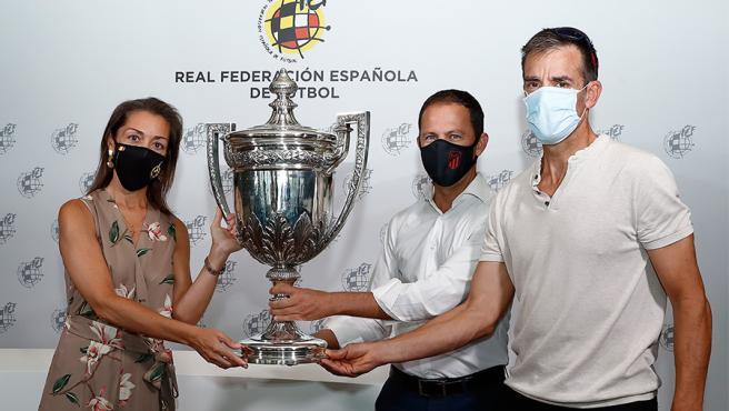 La Copa del Presidente, entregada al Atlético