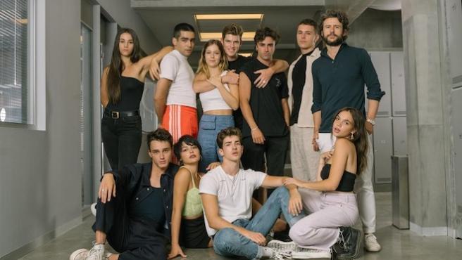 'Élite' paraliza el rodaje de la cuarta temporada por un caso de coronavirus