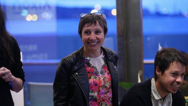 Yolanda Huergo.