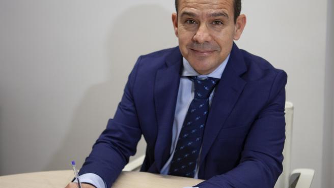 El secretario general del PP en Baleares, Toni Fuster