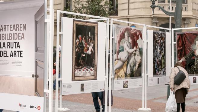 'La Ruta Del Arte BBK Artearen Ibilbidea'