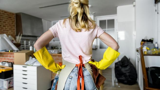 Limpiar la casa es una ardua tarea... a no ser que contemos con los mejores aliados.