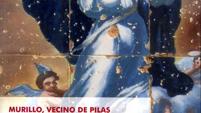 Portada del libro sobre Murillo centrado en la relación del pintor con Pilas