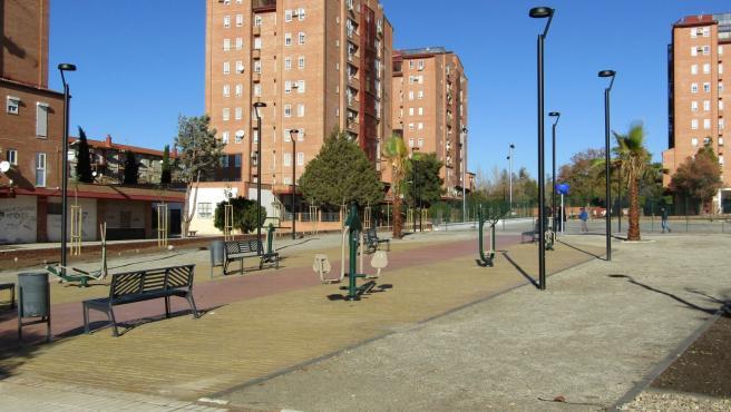 Viviendas de Linares en las que intervendrá la Junta de Andalucía.