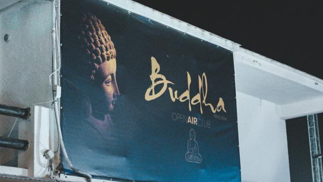 Imagen de archivo de la discoteca Buddha en Benicasim.